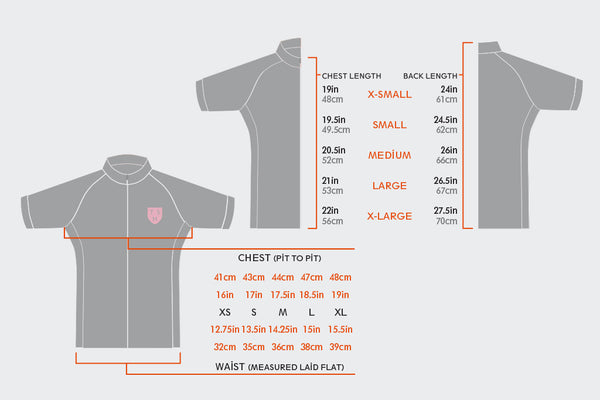 Women's RACE FIT Stealth Club Jersey