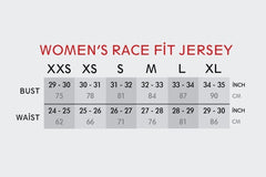Women's You Make It, You Break It (BIG PRINT) Race Fit
