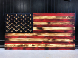 American Flag </br> Wall Art