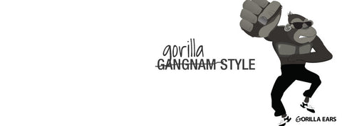 FREE Facebook Timeline Cover - Gangnam Style