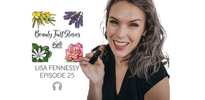 Should I Hate My Gray Hair? Episode 25 with Lisa Fennessy of This Organic Girl (Part 2)