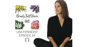 Should I See Green Beauty as Black & White? Episode 24 with Lisa Fennessy of This Organic Girl