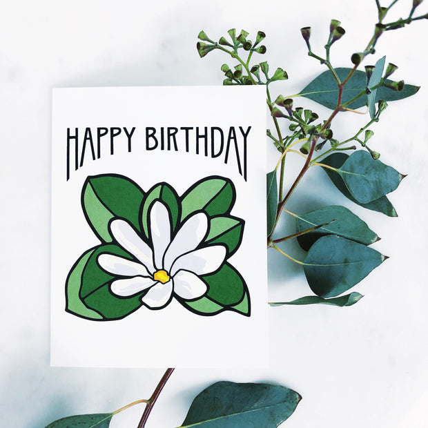 Greeting Card - Happy Birthday