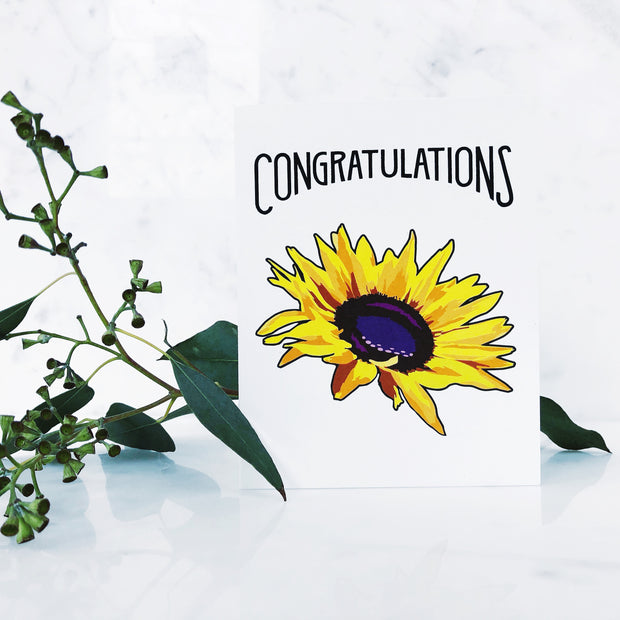 Greeting Card - Congratulations