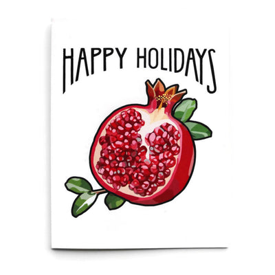 Greeting Card - Happy Holidays