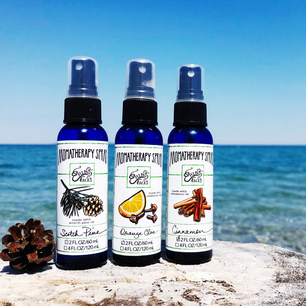 Aromatherapy Spray Trio