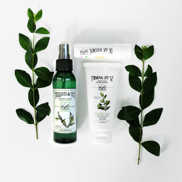 No Burns or Bites Bundle