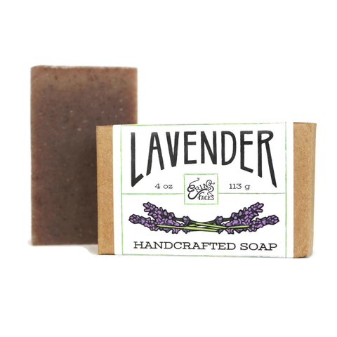 Handcrafted Soap in Lavender