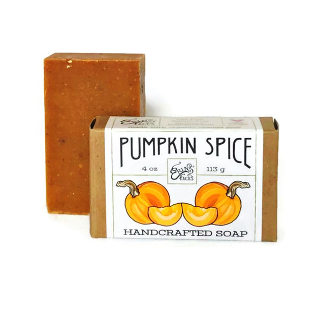 Handcrafted Soap in Pumpkin Spice