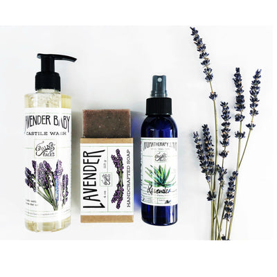 Lavender Goodies Gift Set