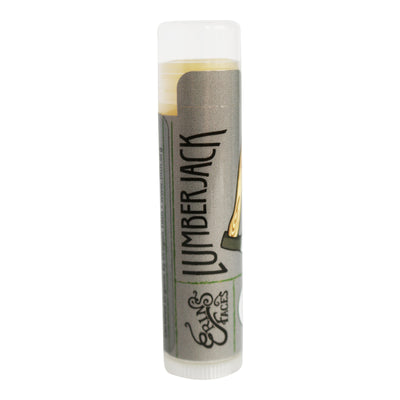 the lumberjack hydrating lip balm for men skincare