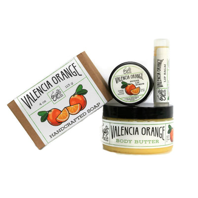 Valencia Orange Gift Set
