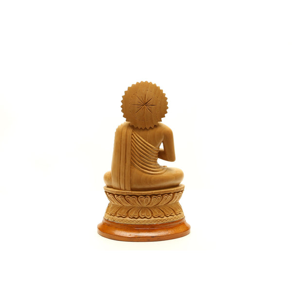 Buddha Carving - All India Imports