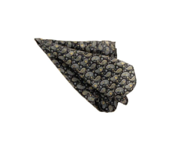 Silk Pocket Square - All India Imports