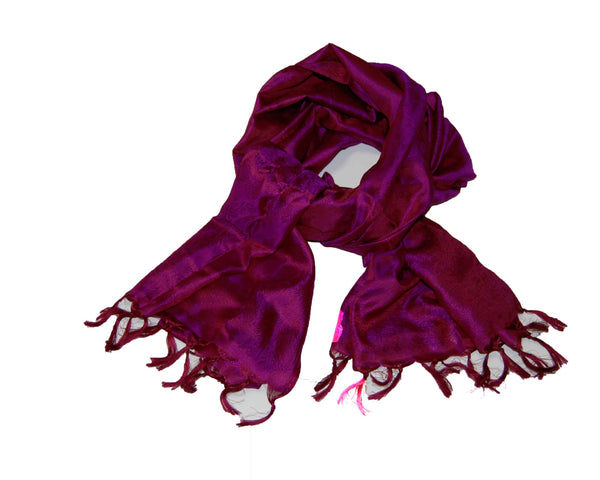 Silk Scarf - All India Imports