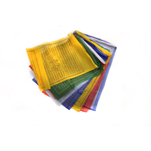 Buddhist Prayer Flags - All India Imports