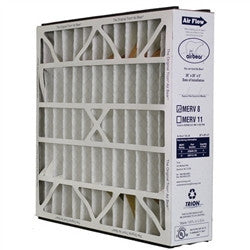 "Trion Air Bear 16x25x5"" Replacement Filter Merv 8 Media 255649-105"