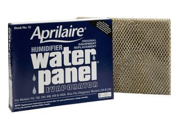Aprilaire  #12 Humidifier Replacement Evaporator Water Panel