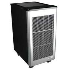 ElectroAir # 890AIV  Portable Deluxe Console Air Cleaner Negative Ionizer & VOC Filter on wheels