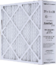 "White Rodgers 16""X 20' X 5"" Replacement  Air Filter Media # FR1000-100"