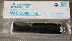 MAC-3000FT-E MITSUBISHI Deodorizing Filter  ( 1 Piece)