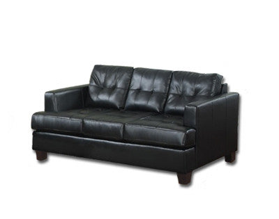 Black Caleb Sofa, Accent  - Bachelor Haus