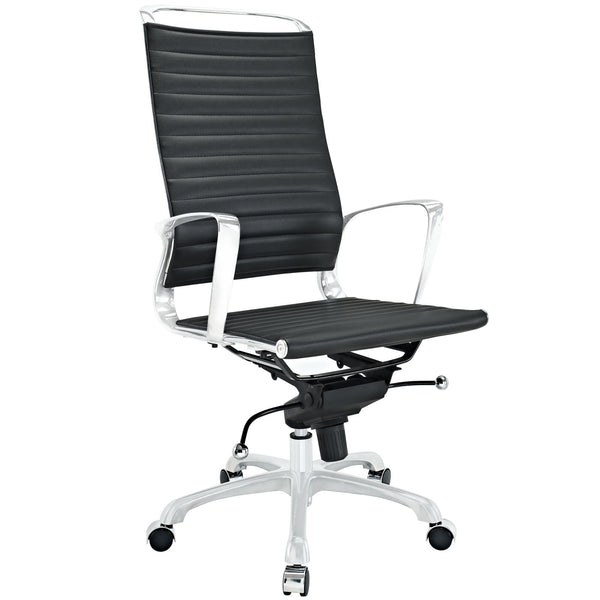 Black High-back Tempo office chair, Office Chair   - Bachelor Haus
