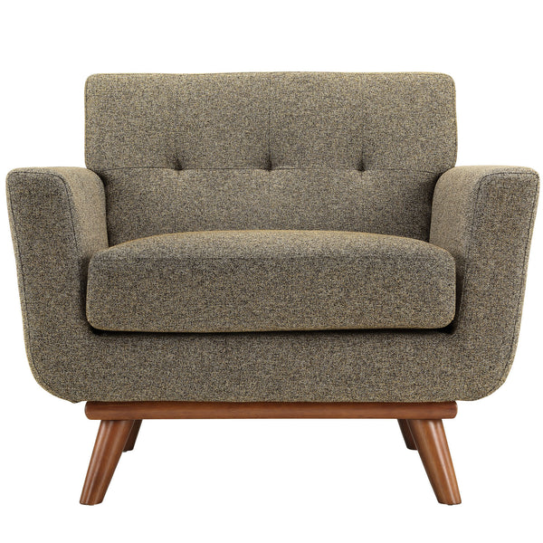Oatmeal Engage Armchair