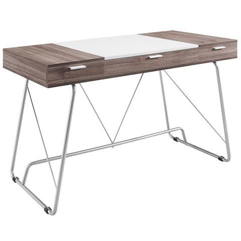 Birch Home Office Desk, Desk  - Bachelor Haus