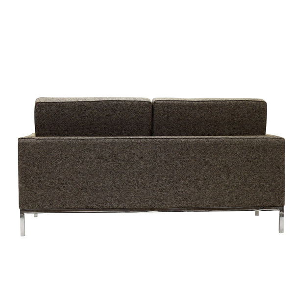 Mid-century Oatmeal Love Seat, Love Seat  - Bachelor Haus