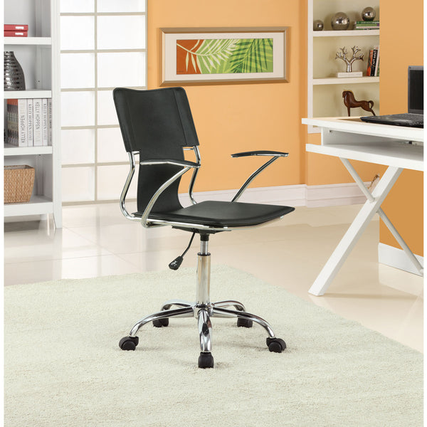 Black Studio chair, Office Chair   - Bachelor Haus
