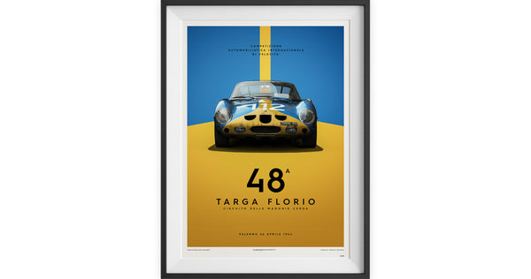 Ferrari Limited Edition artwork