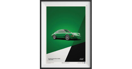 Porsche Carrera RS 2.7 1973 Viper Green Limited Edition, art  - Bachelor Haus