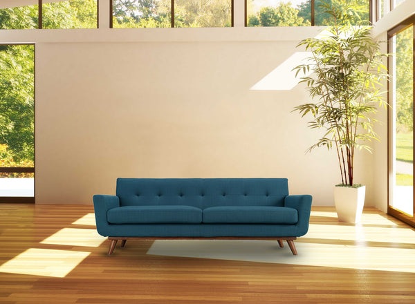 Blue Engage sofa, Sofa  - Bachelor Haus