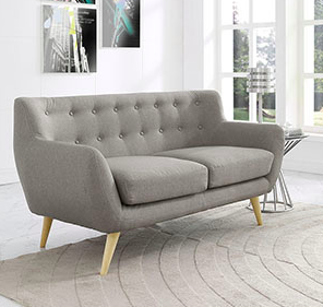 The Mark Loveseat, Loveseat  - Bachelor Haus