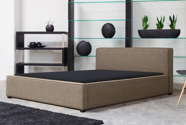 Euro Bed California King, Bed  - Bachelor Haus