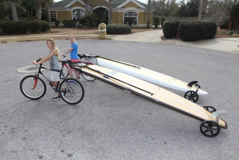 Wheeled Kayak Trailer Car
