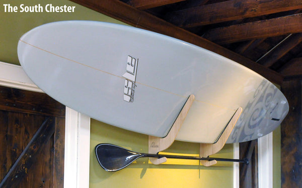 Garage Surfboard Racks for Walls and Ceilings
