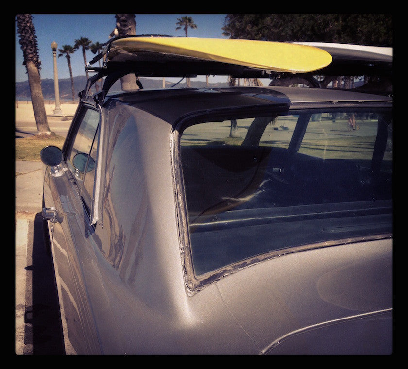Huntington Snubber Vehicle Surfboard Rack