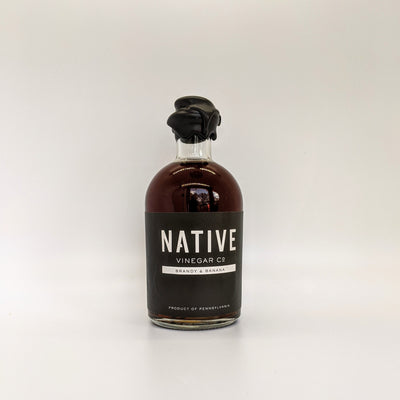 Vinegar, Native Vinegar