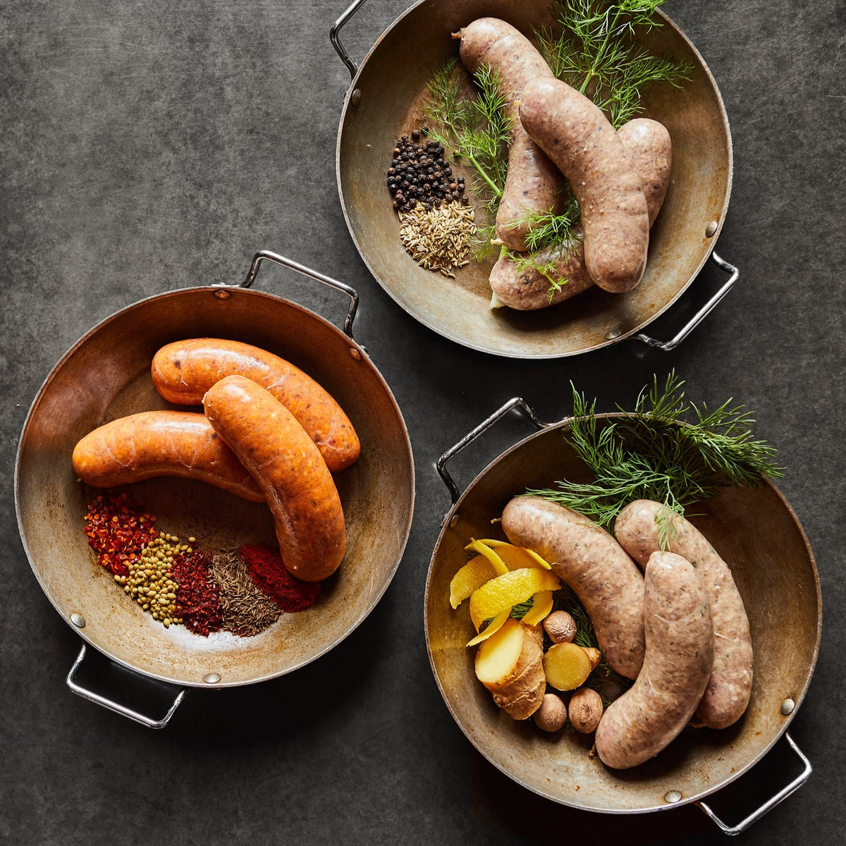 European Sampler Sausage Gift Box