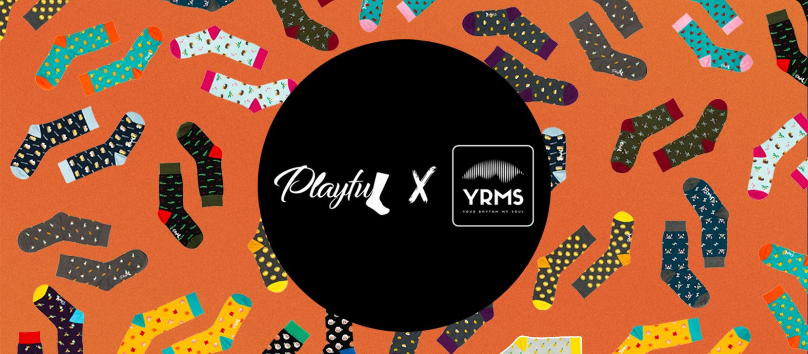 Your art 🎨 X Playful Socks 🧦 X Jonathan Wong 🎼 = ❓❓❓