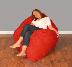 Giant Pillow Bean Bag Chair
