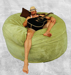 Sack Daddy bean bag chairs
