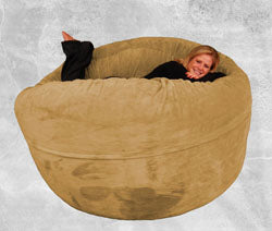 Micro suede Bean Bag Chair