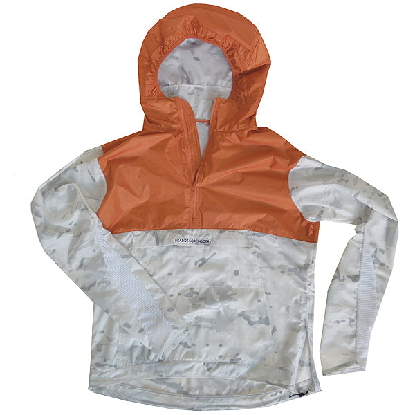 Anorak Split: Orange/Alpine 2015