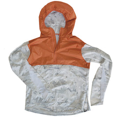 Anorak Split: Orange/Alpine