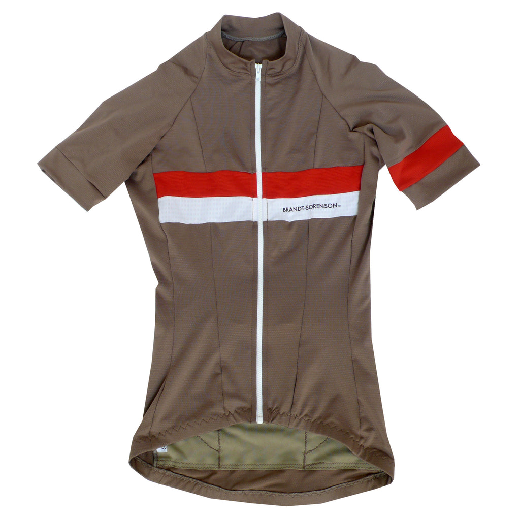 Scout Jersey: Red 2012