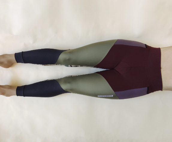 Objective Cuttings Run Tights