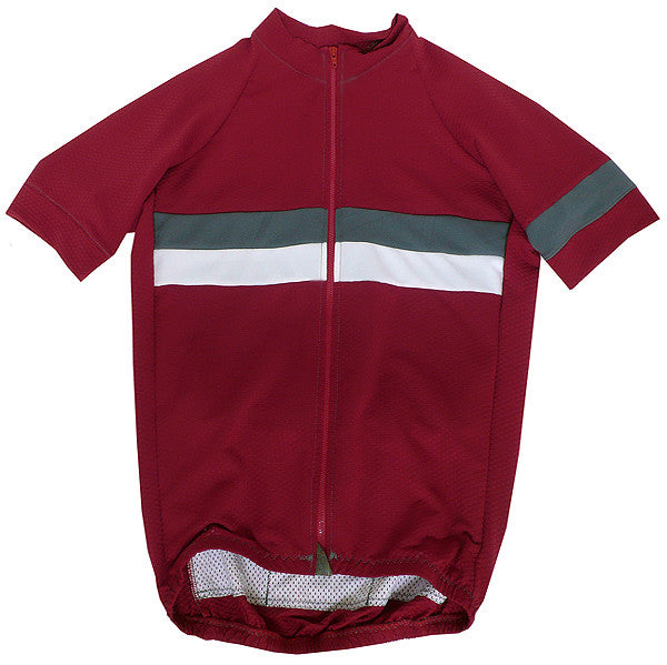 Scout Jersey: Burgundy